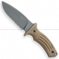 Black Fox Tora Tactical Knife G10 C-Tan BF-700T