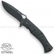 Fox & Citadel Deimos Micarta Knife FX-0110M