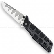 Fox N.E.R.O. Nighthawk CobalTitan Folder Knife FX-117CT