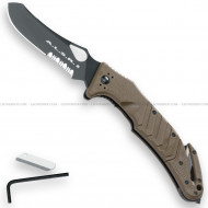 Fox A.L.S.R. 2 Rescue Knife Forprene® FX-447COD