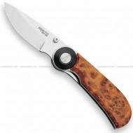 Fox Project Folding Knife Amboina 1494RT