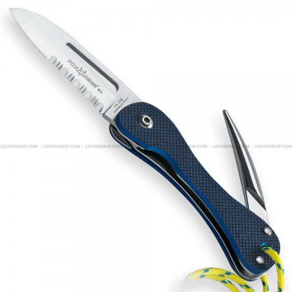 Coltello da Nautica chiudibile Fox Sailing 233G10