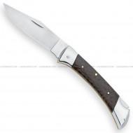 Fox Folding Knife Rosewood 316