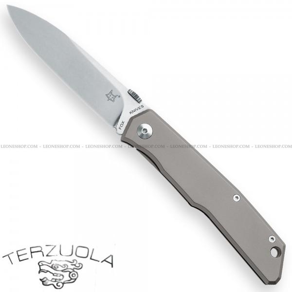 Coltello Fox Terzuola Titanium FX-525TI