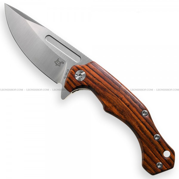 Coltello Desert Fox Manasherov Design FX-520CB