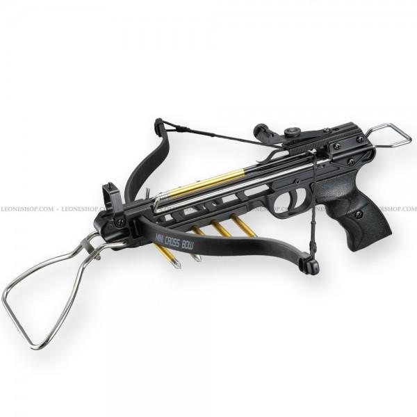 Pistola Balestra Man Kung 80 Lbs