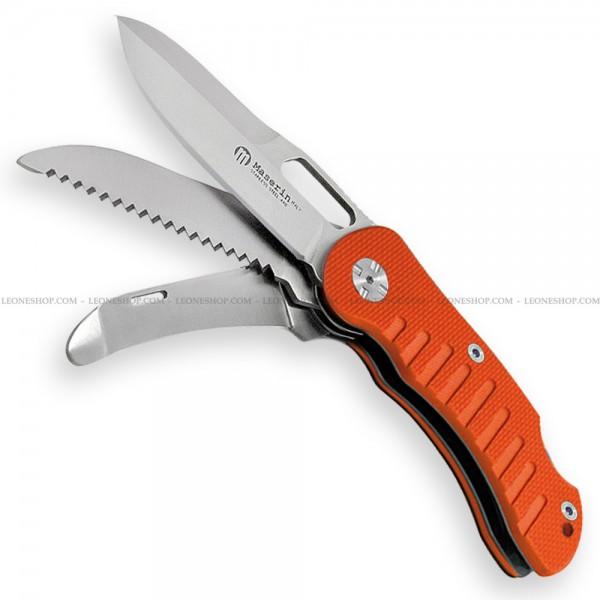 Coltello da Caccia Maserin Jager 131/G10A