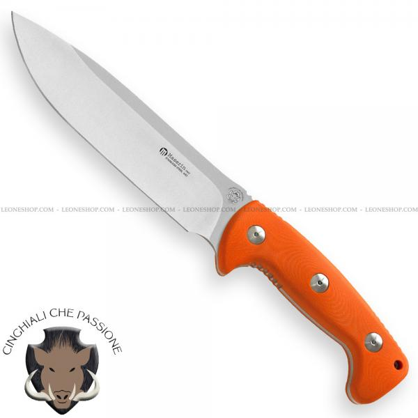 Coltello Caccia Cinghiali Maserin 978/G10A