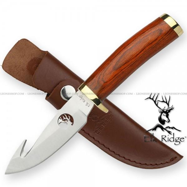 Coltello da Caccia Elk Ridge Pakkawood MC-ER-049