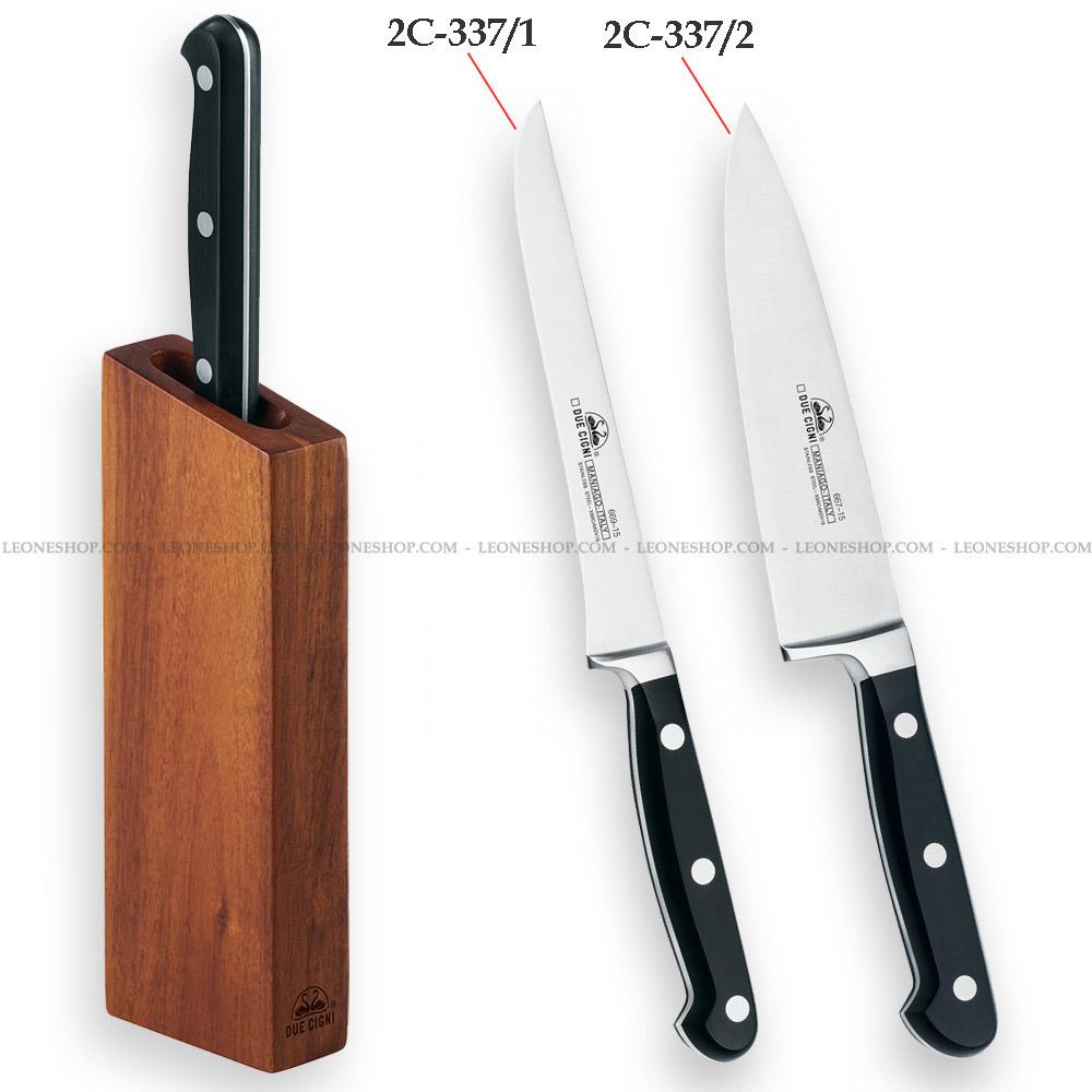 Magnetic Kitchen Knives Block 2C 337