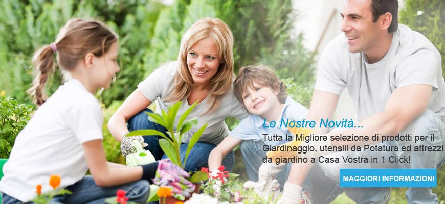 Giardino e potatura utensili giardinaggio e potatura - Attrezzi da giardino professionali ...